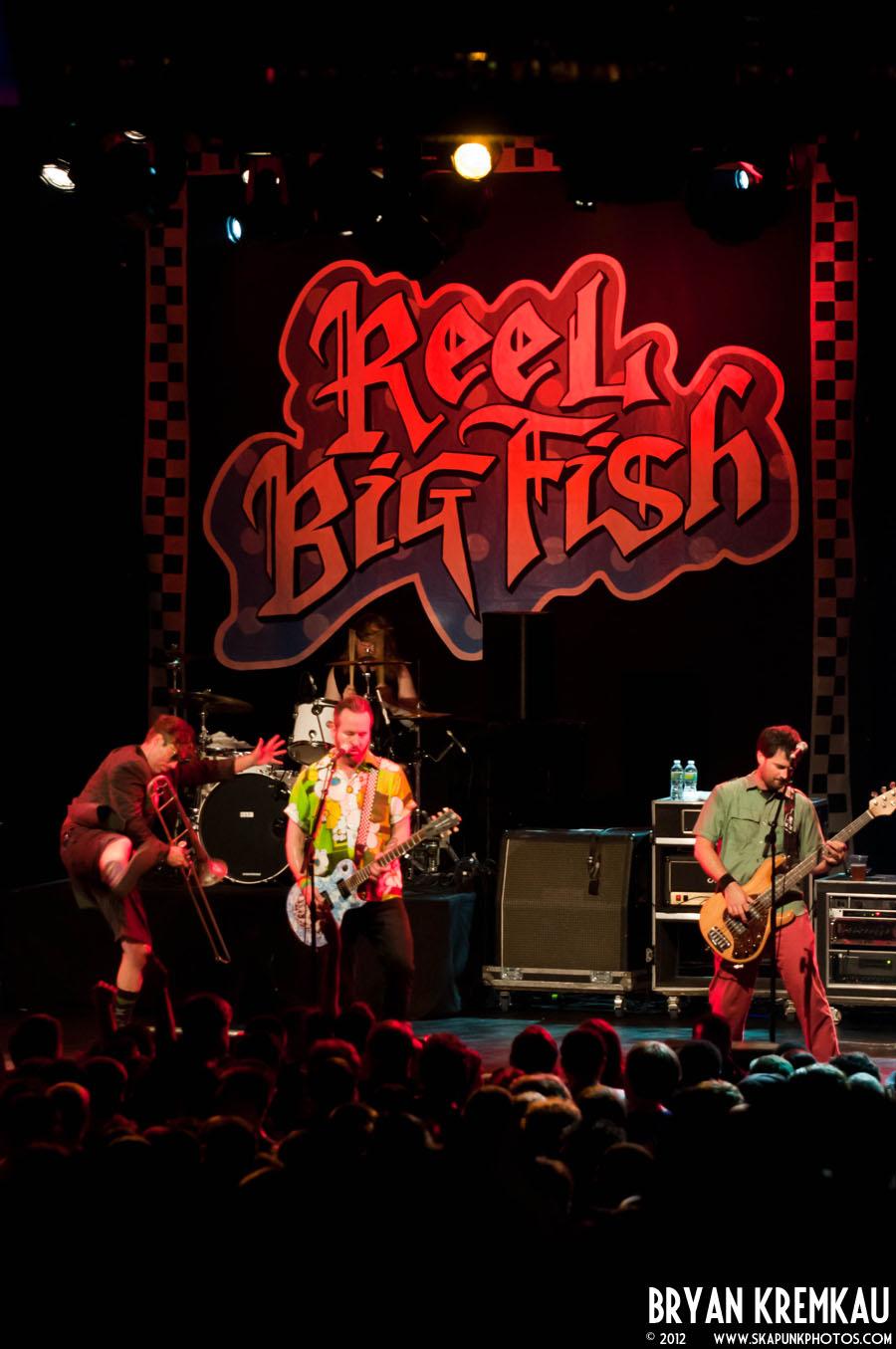 Reel Big Fish @ Best Buy Theater, NYC – 6.27.12