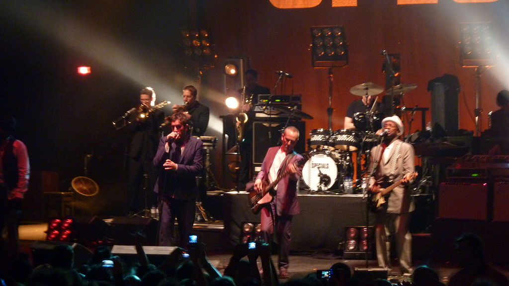 The Specials at Brixton Academy May 2009