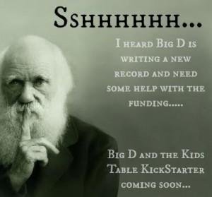 big d kickstarter ad