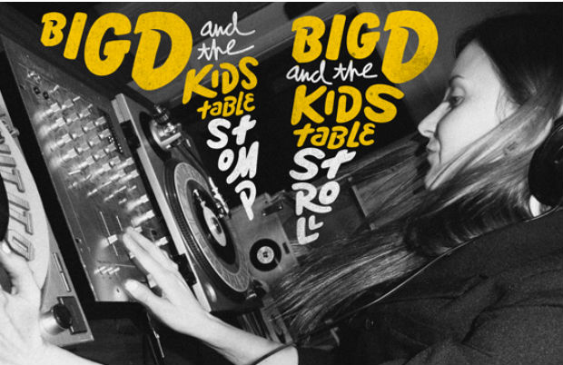 Alternative Press Streams Two New Songs from Big D And The Kids Table
