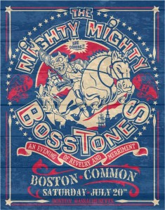 bosstones boston common flyer