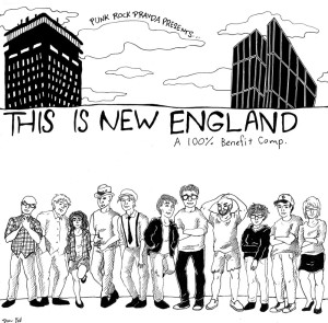 cover - this is new england