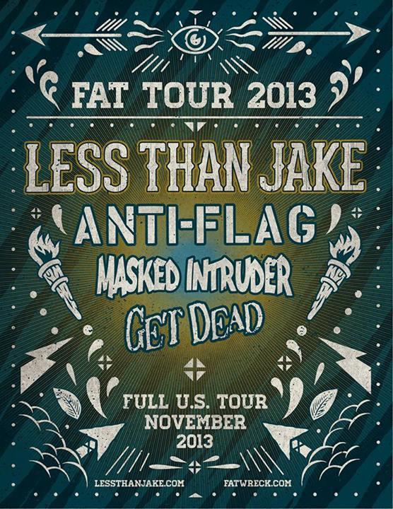 20131112 less than jake fat wreck tour