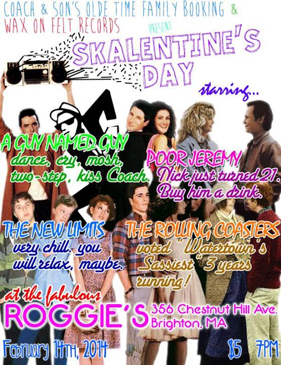 Skalentine's Day Flyer