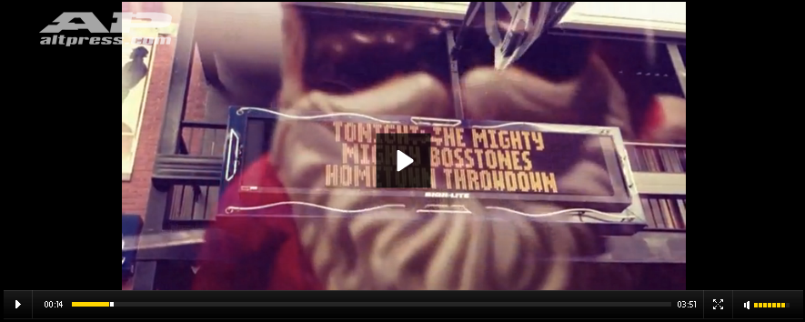 The Mighty Mighty Bosstones They Will Need Music video pays homage to their HomeTown ThrowDown   Alternative Press