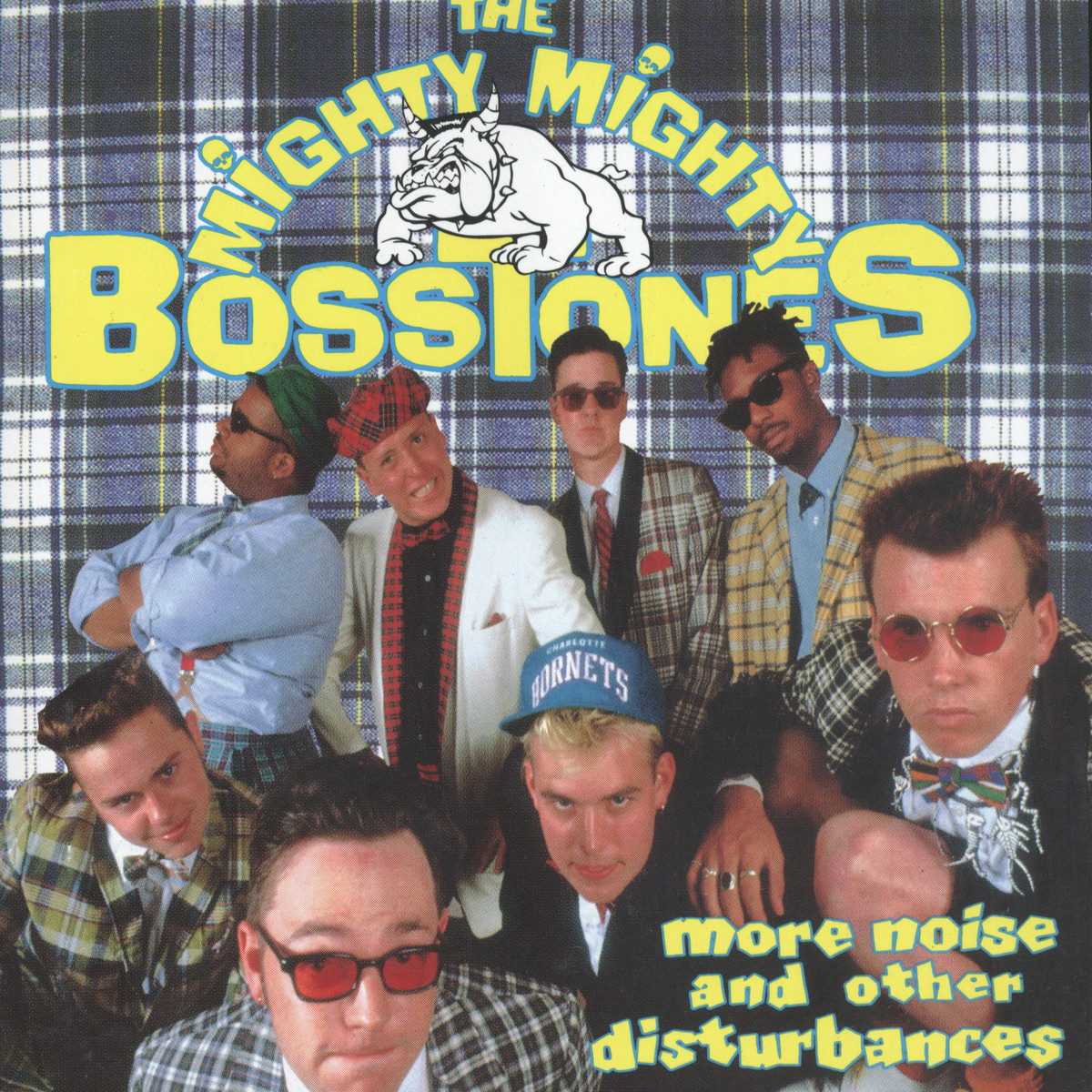 bosstones more noise and other disturbances cover art