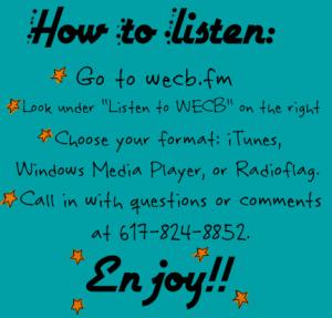 Pick It Up Radio | Boston Ska Show | Emerson College
