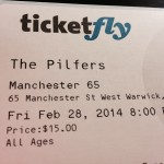 buy pilfers tickets from poor jeremy | boston ska