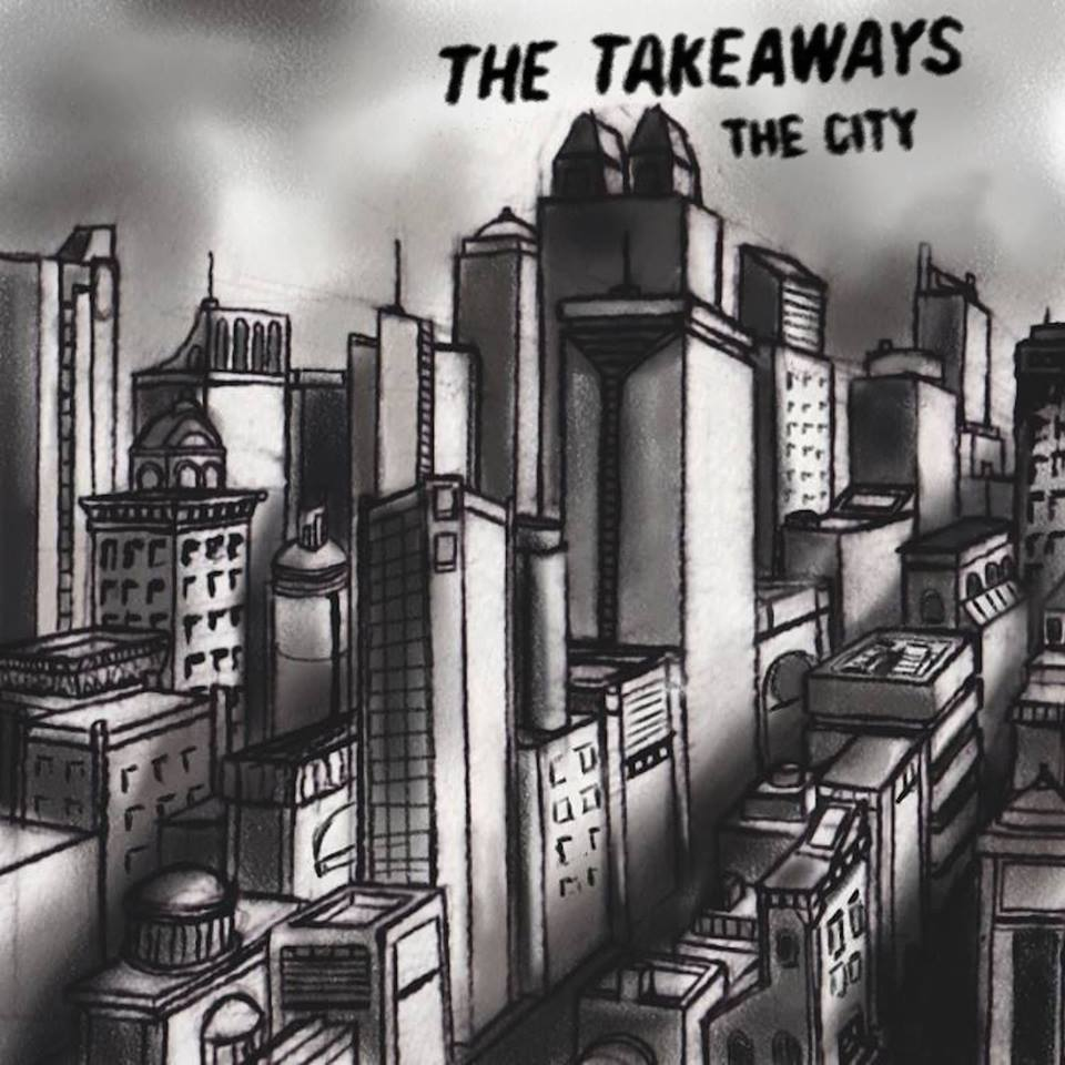 The Takeaways | The City | Album Artwork