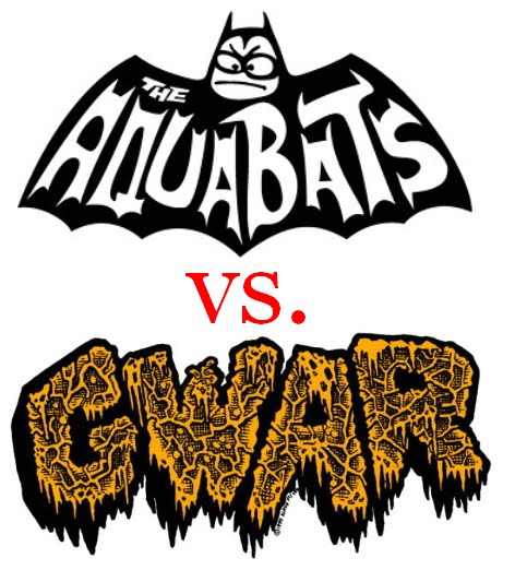 GWAR vs The Aquabats