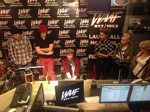 Big D And The Kids Table | WAAF