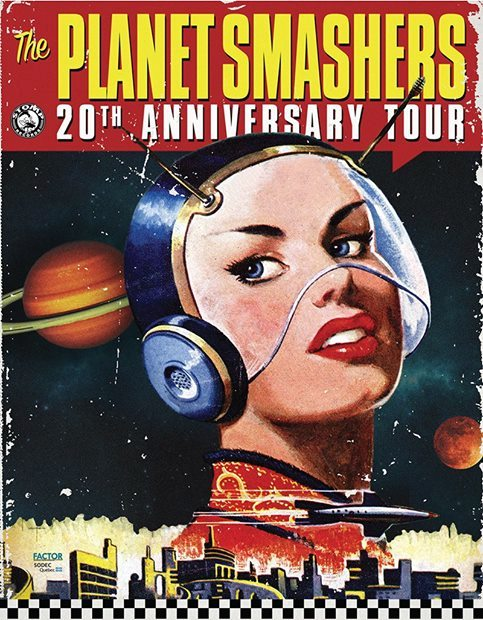 planet smashers 20th anniversary tour