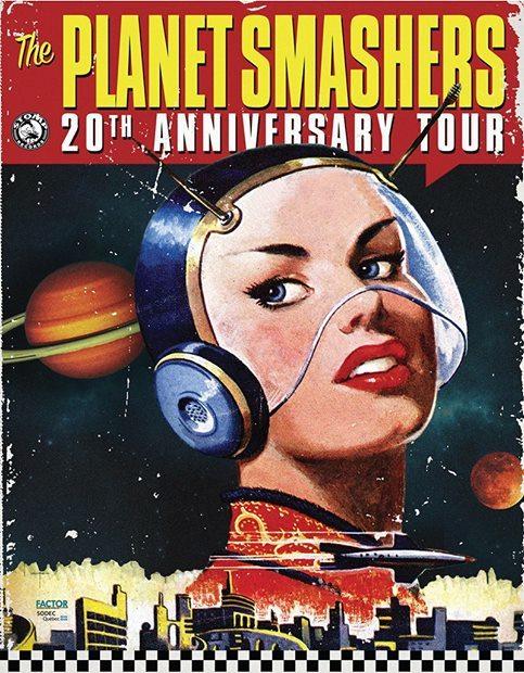 planet smashers 20th anniversary tour