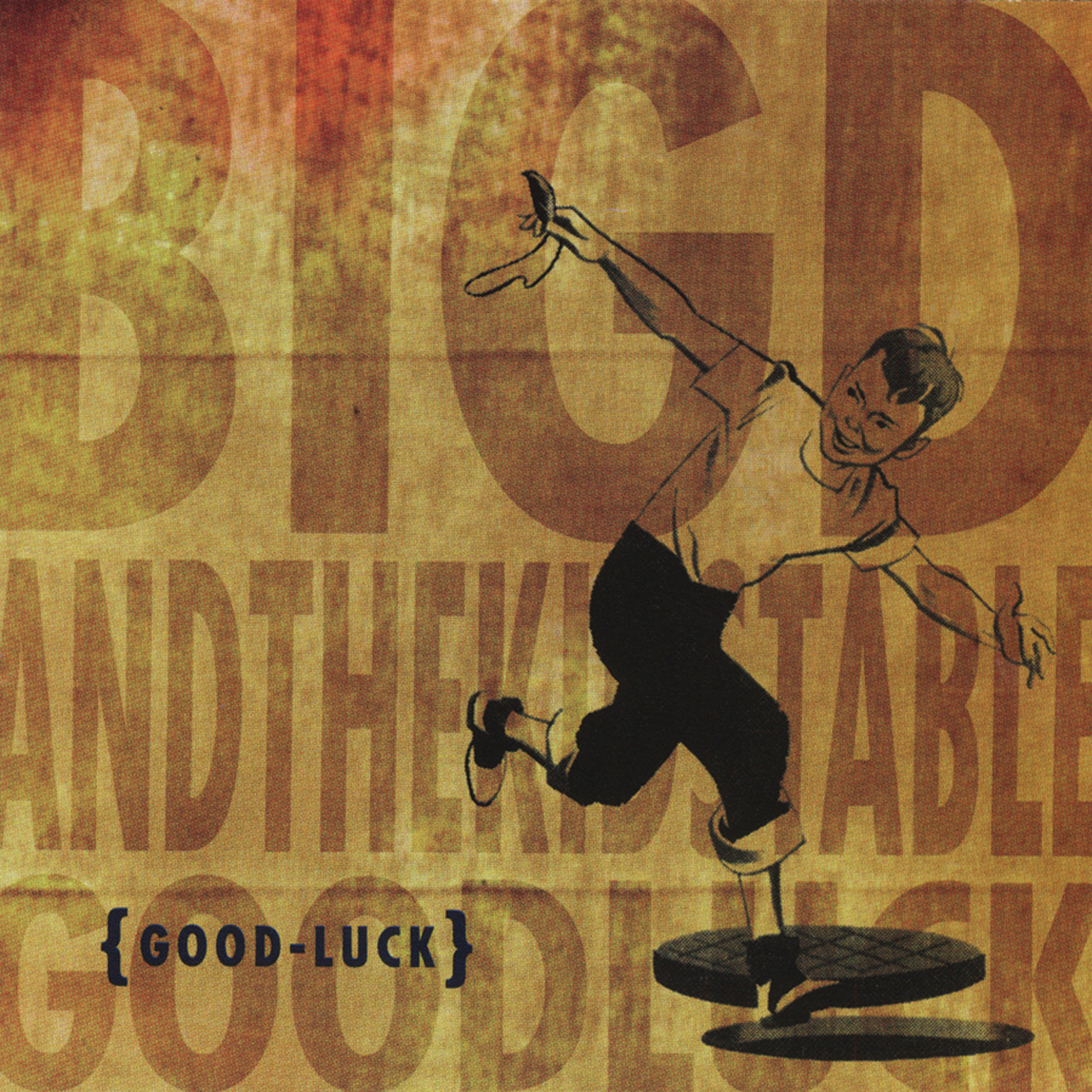 Big D and the Kids Table | Good Luck | Cover Art