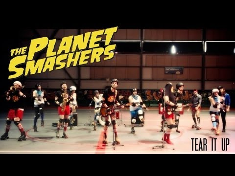 YouTube | Planet Smashers | Tear It Up | Music Video