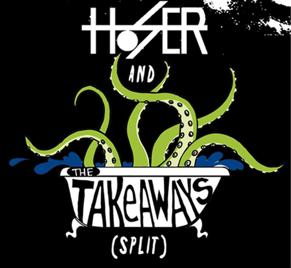 Bandcamp | Album Artwork | Hoser Takeaways Split