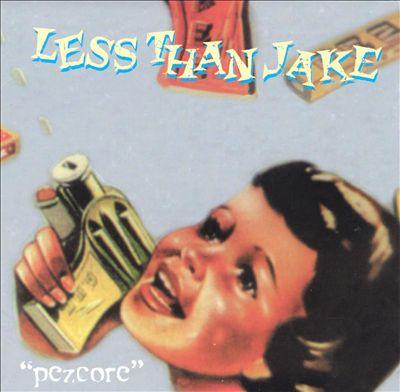 Less Than Jake Pezcore Album Cover