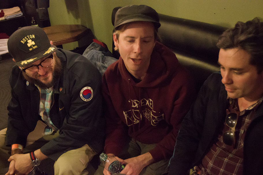 Big D and the Kids Table | Marc Flynn, Dave McWane, Alex Stern - Photo by Kevin Davila