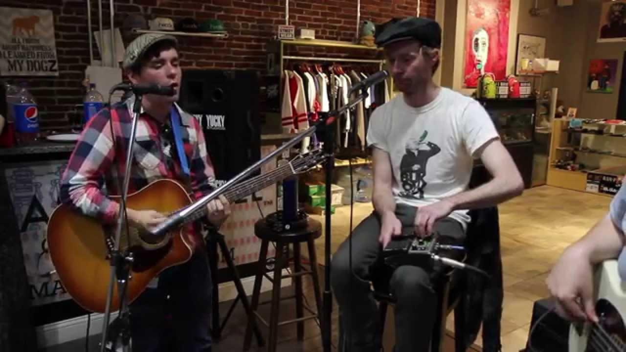 Big D Acoustic Youtube Screenshot