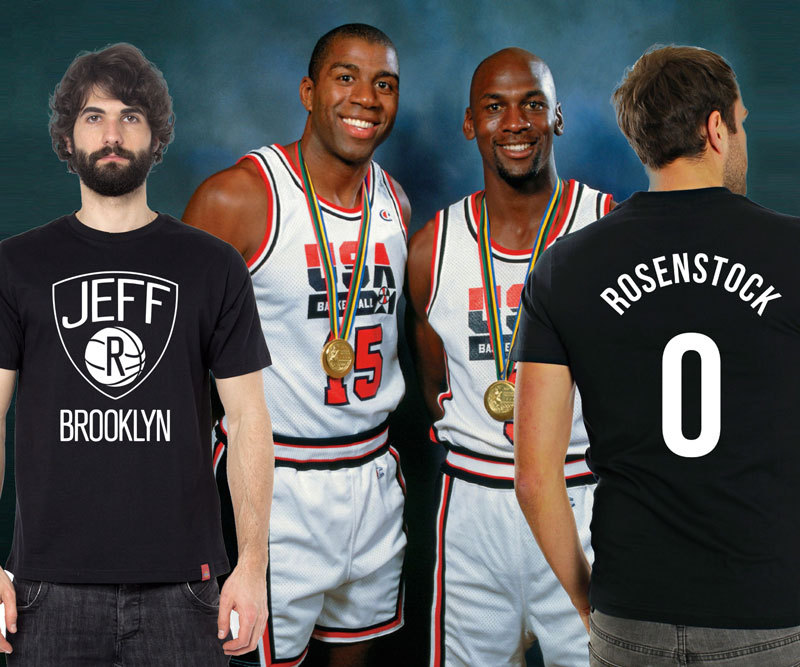 Jeff Rosenstock vs the Brooklyn Nets