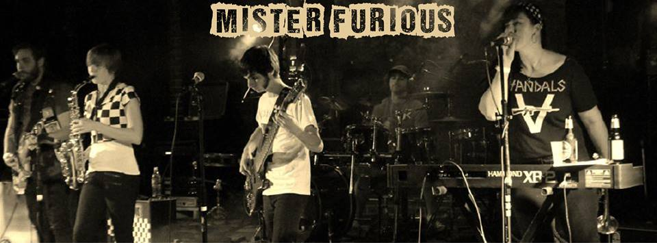 Mr Furious | Boston Ska Punk Band