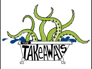 The Takeaways logo
