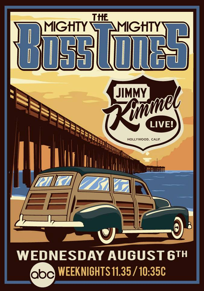 Mighty Mighty Bosstones on Jimmy Kimmel Live 2014