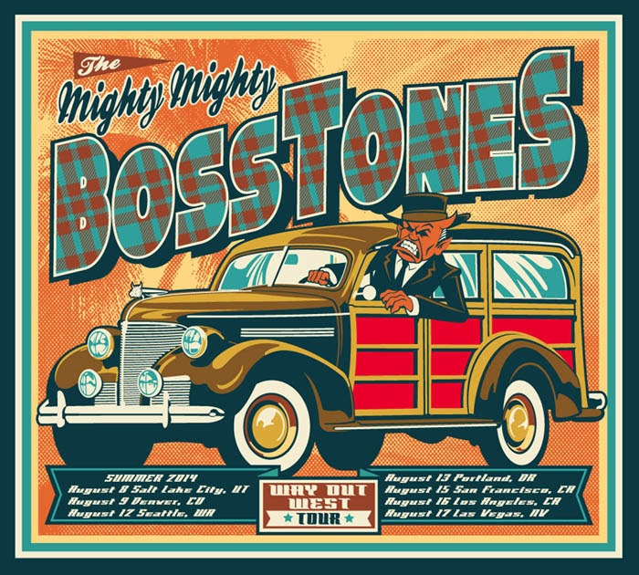 Mighty Mighty Bosstones Way Out West | West Coast Tour 2014