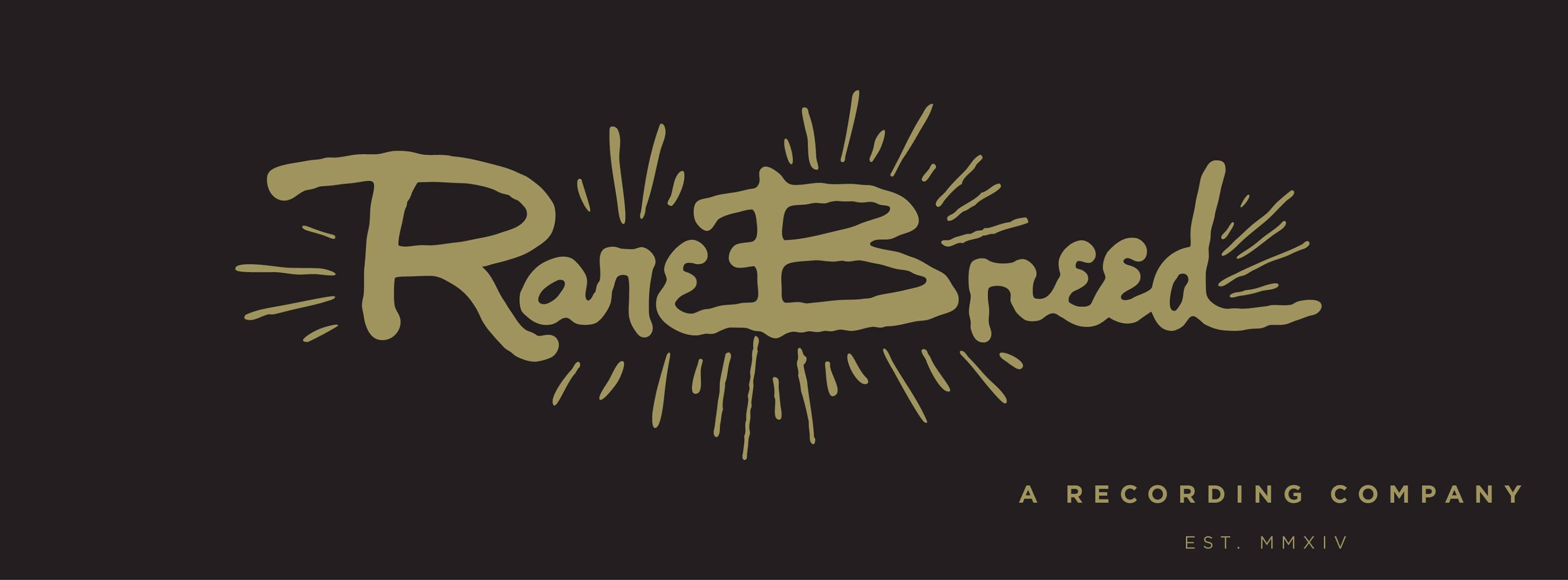 rare breed recording co header