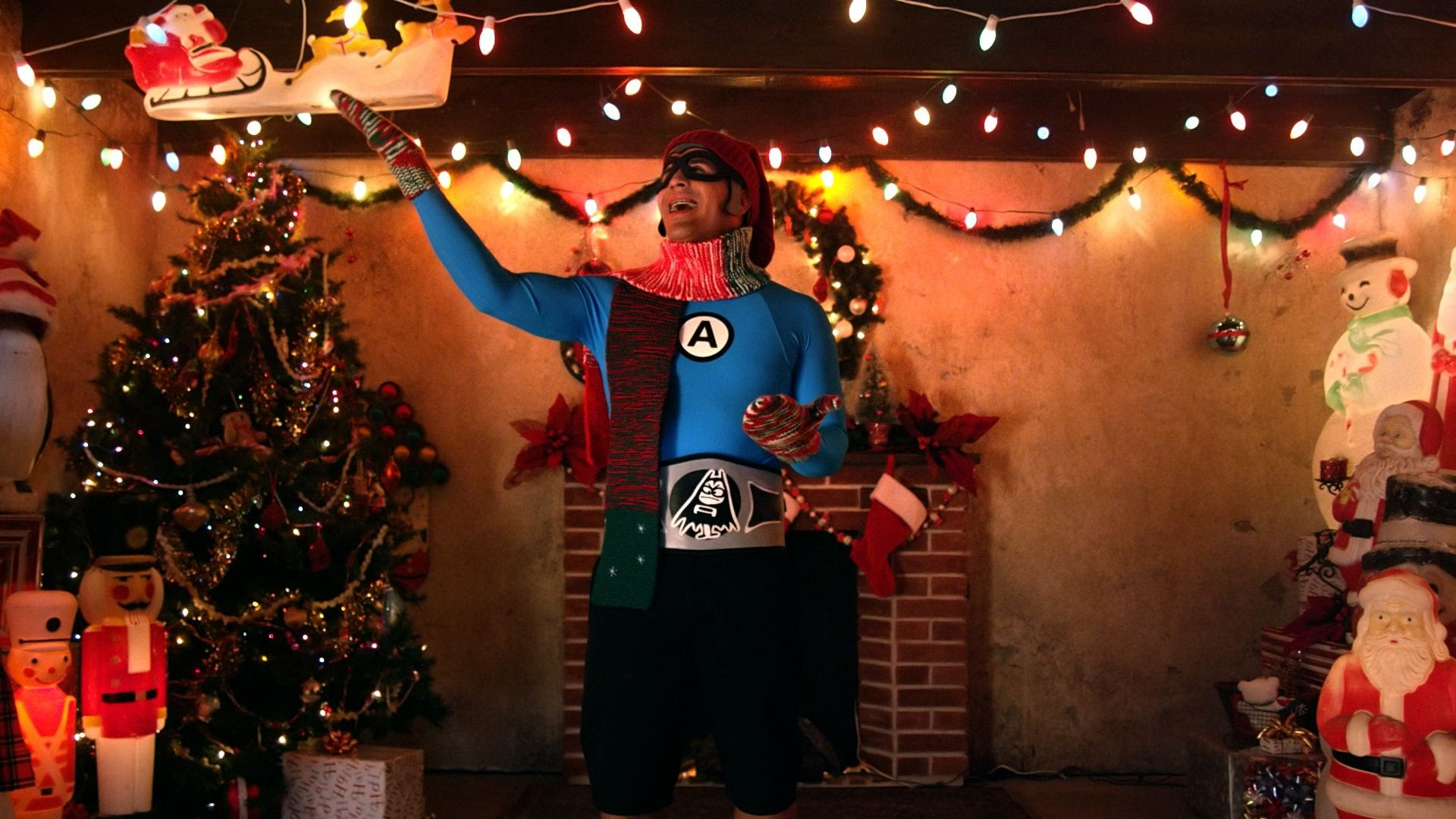 Aquabats Christmas YouTube Screenshot