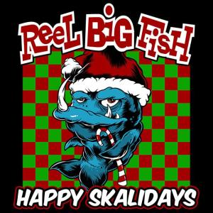 Reel Big Fish Happy Skalidays Album Artwork