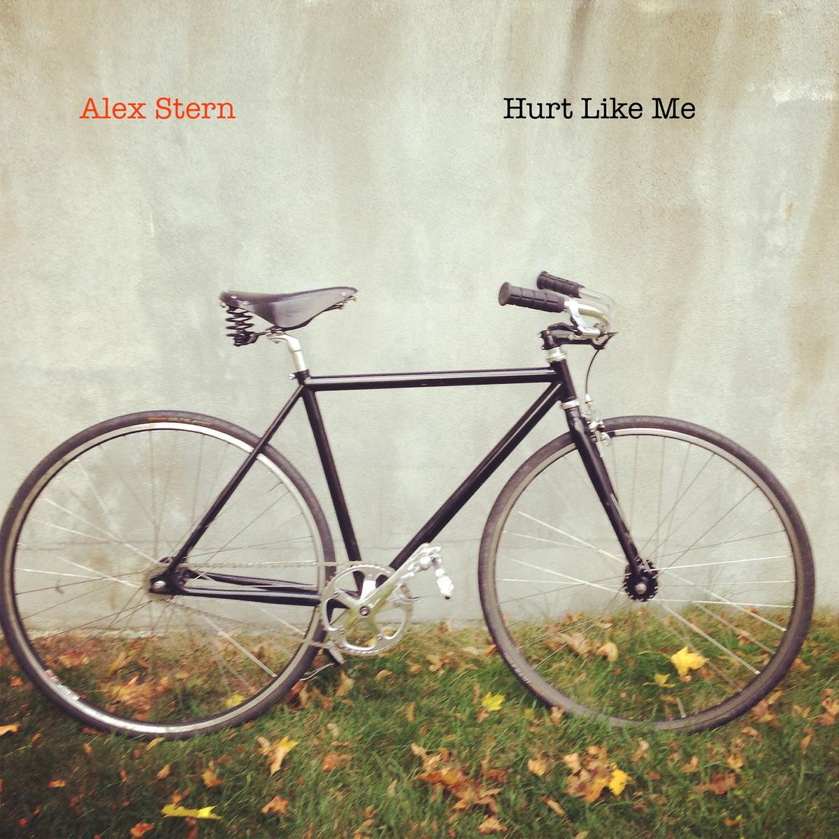 Alex Stern Hurt Like Me Cover Art