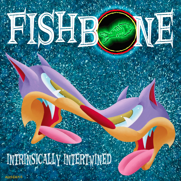 Fishbone - Intrinsically Intertwined Cover Art