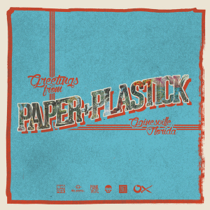 Greetings from Paper and Plastick Album Artwork