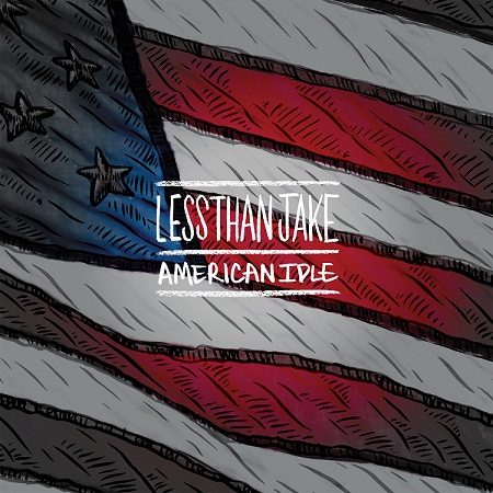 Less Than Jake American Idle Cover Art