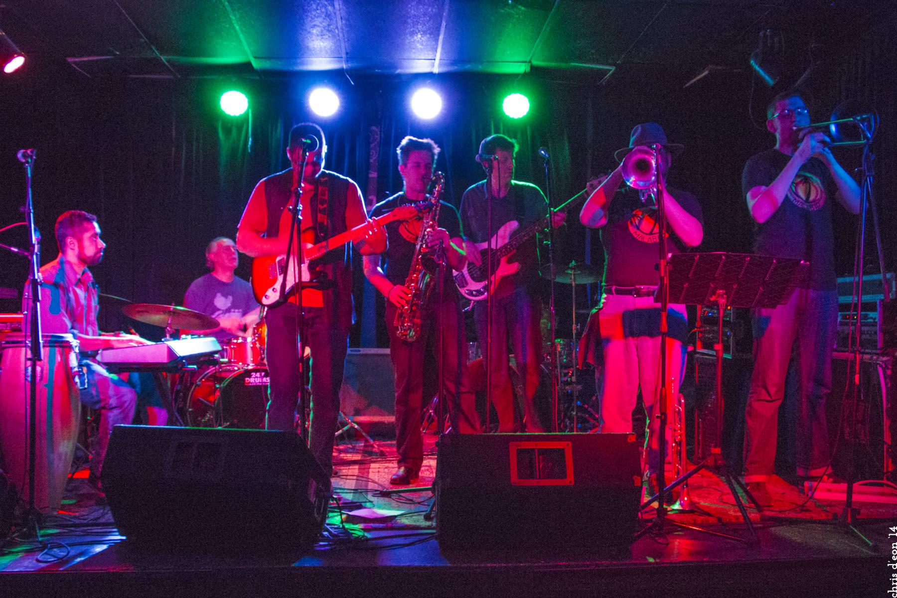 Malabar Band Boston