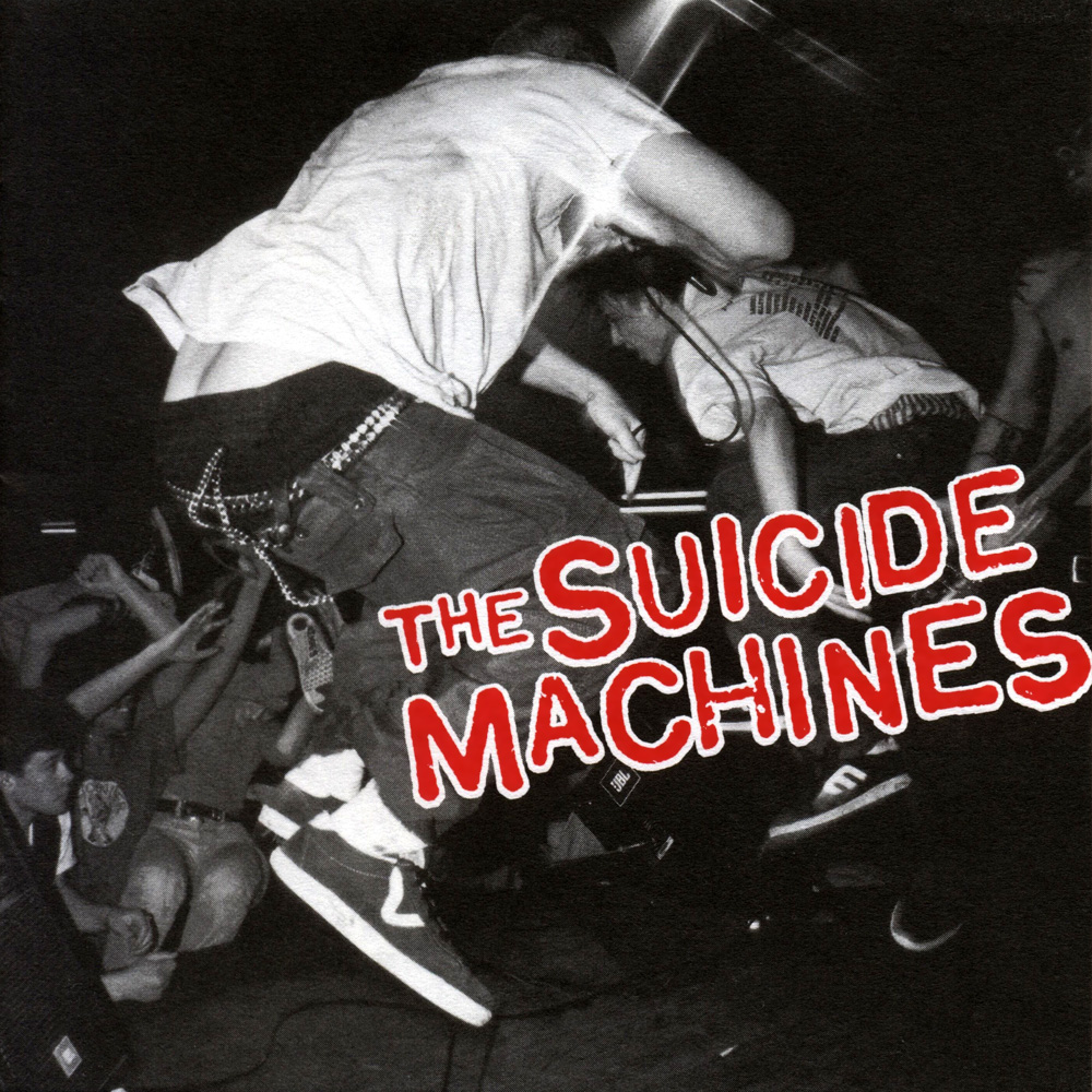 The Suicide Machines Destruction by Definition Cover Art