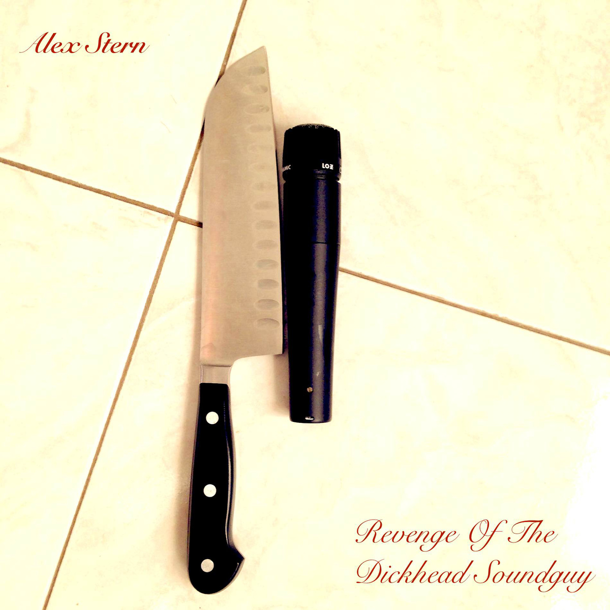 Alex Stern Soundguy Cover Art