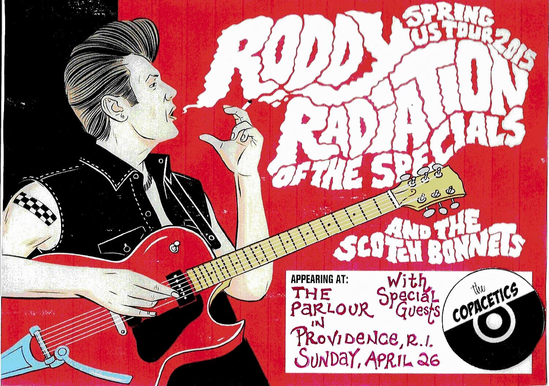 Roddy Radiation Providence