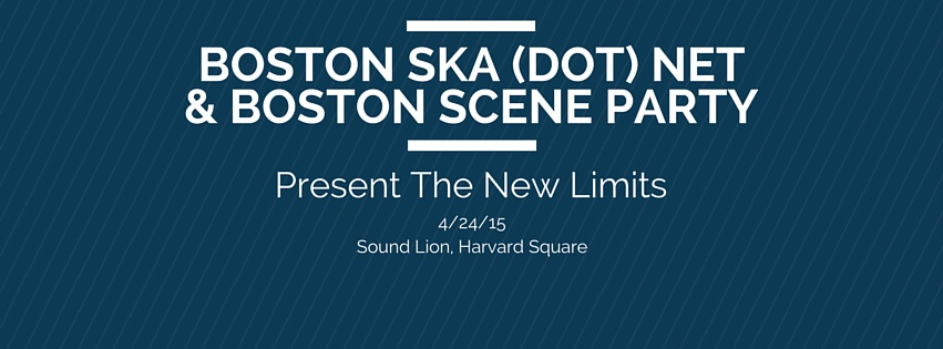 Facebook Cover Photo for the Boston Ska (dot) net _ Boston Scene Party monthly in-store at Sound Lion at Harvard Square