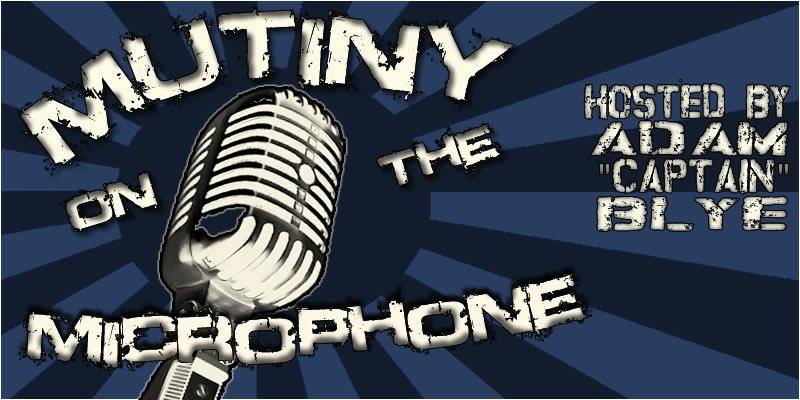 Mutiny on the Microphone Podcast