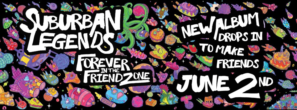 Suburban Legends Friendzone Header
