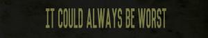 poor jeremy always worst banner