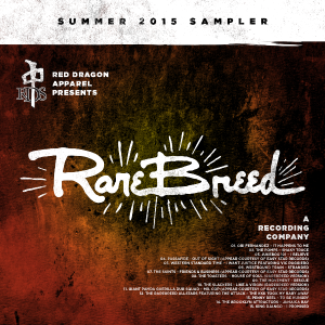 rarebreed summer 2015 sampler