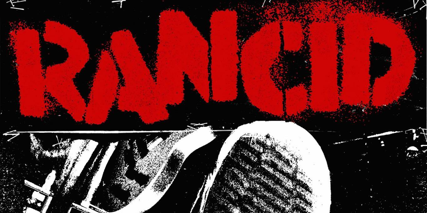 Rancid Tour Post Boston September 2015