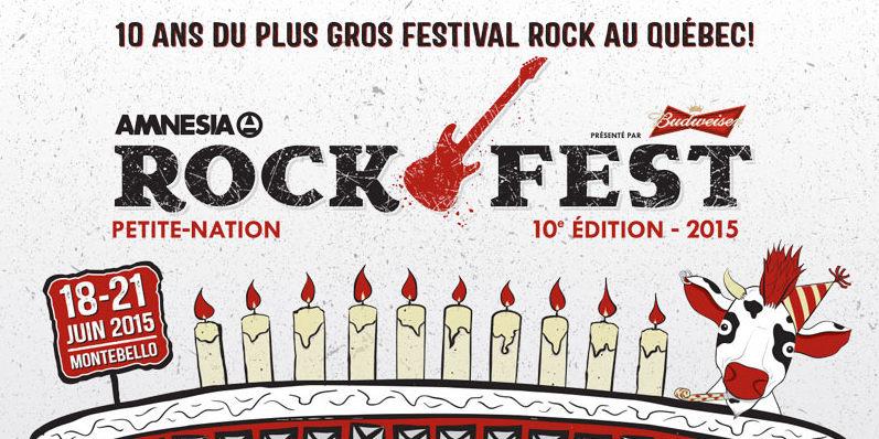 Amesia Rockfest 2015 Header