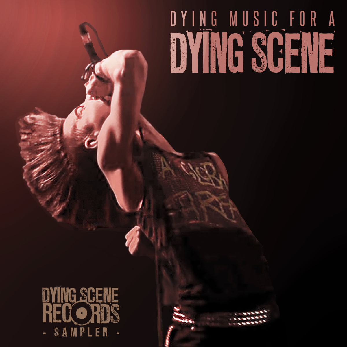 Dying Music for a Dying Scene Cover Art
