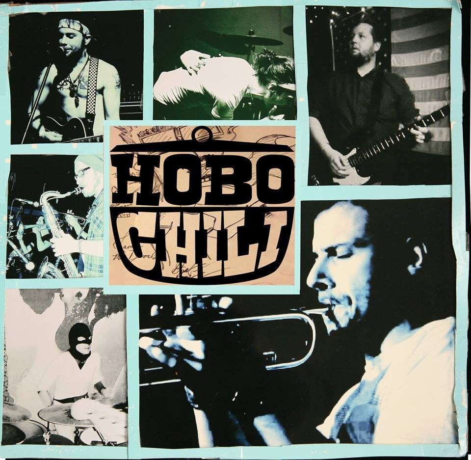 Hobo Chili ST Album Artwork