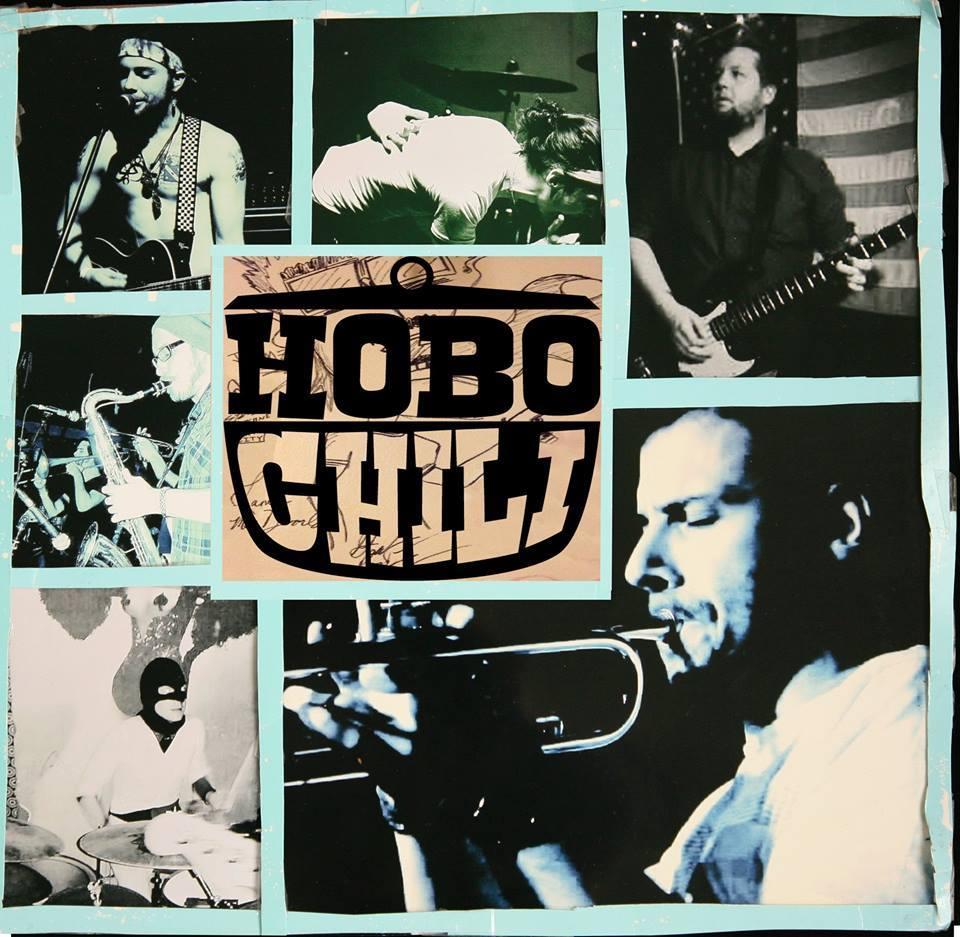 Hobo Chili ST Album Artwork
