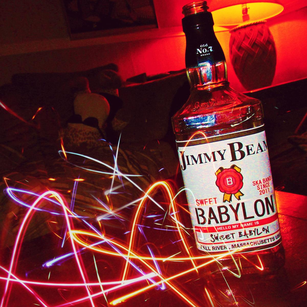 Sweet Babylon Cover Art